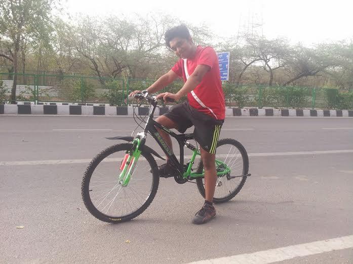 From Amateur Street Biking