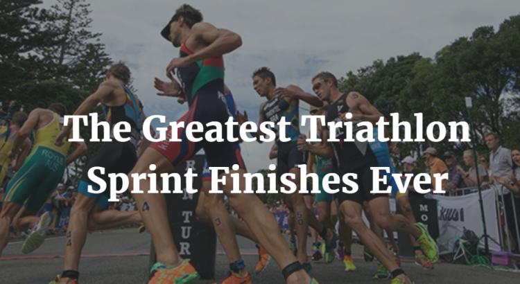 Best Triathlon Finish Ever