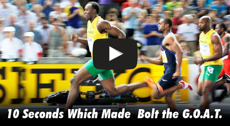 Usain Bolt - Fastest Ever Run