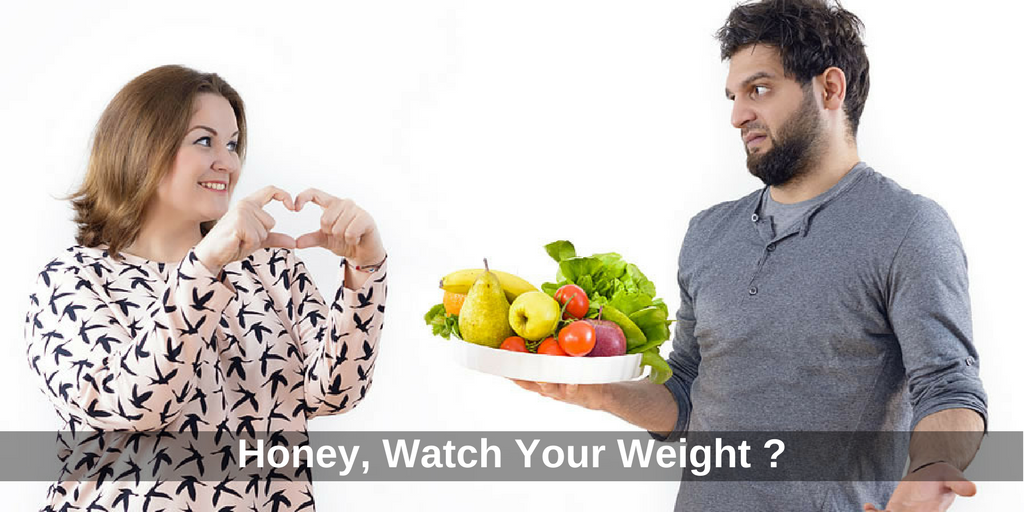How to tell your partner they fat