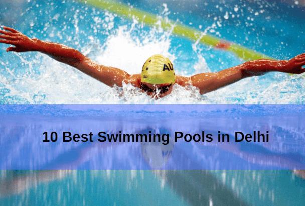 swimming pool : best swimming pool in delhi