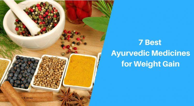 Ayurvedic Medicine for Weight Gain