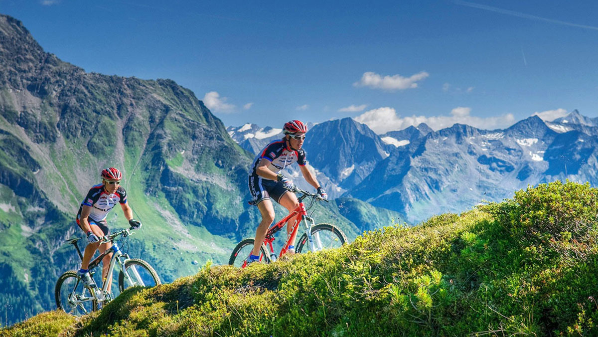 Long Cycling Tours in India