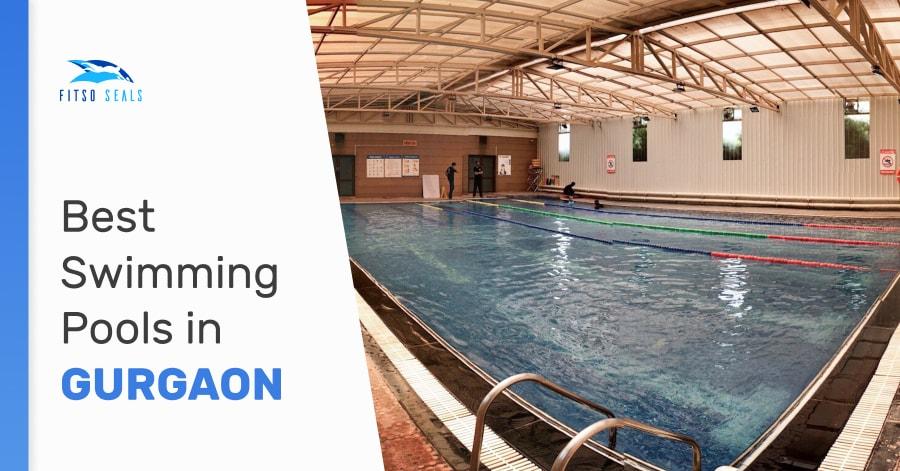 Best swimming pools in Gurgaon