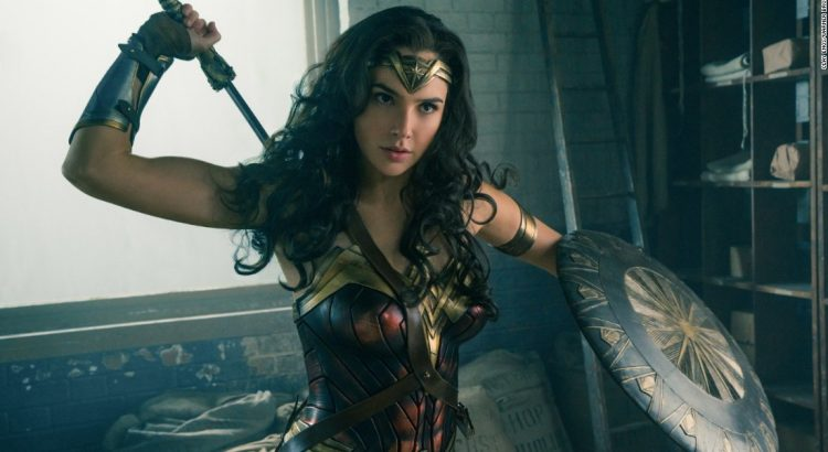 Wonder Woman Diet and Workout