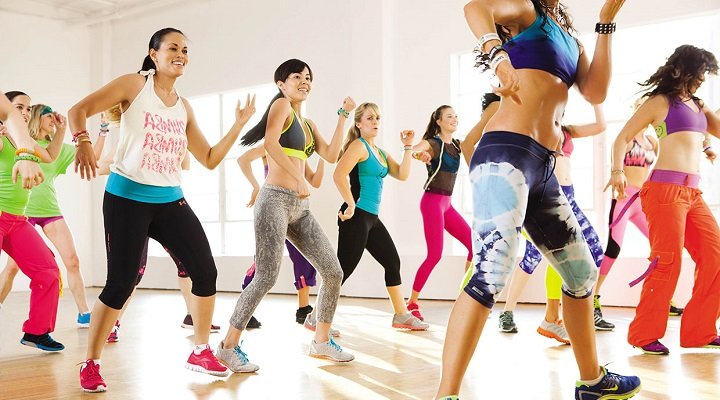 zumba classes in Mumbai