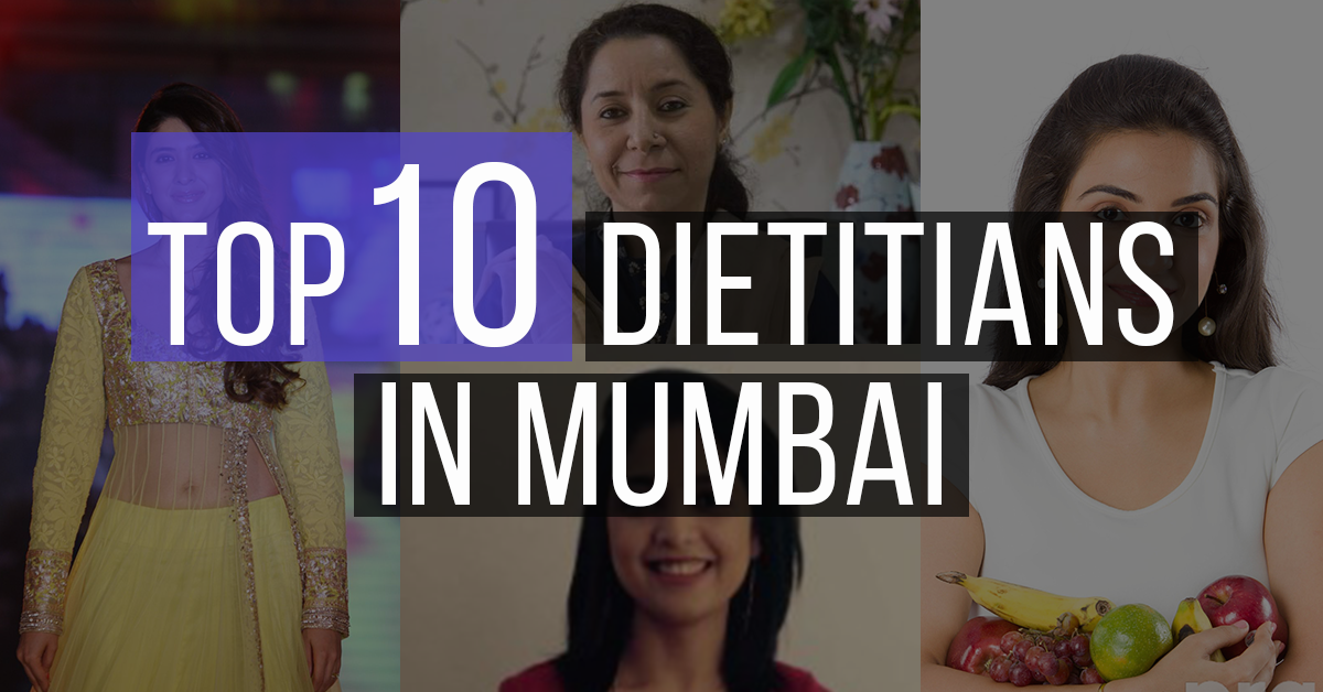 The 10 Most Influential Dietitians of India in 2016 - Fitso