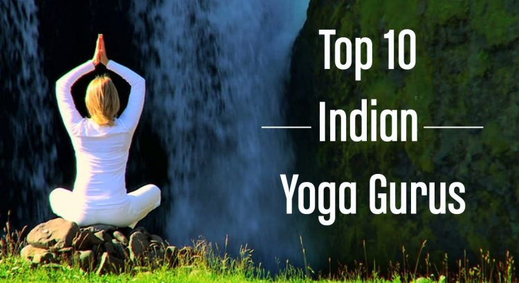 yoga gurus in India