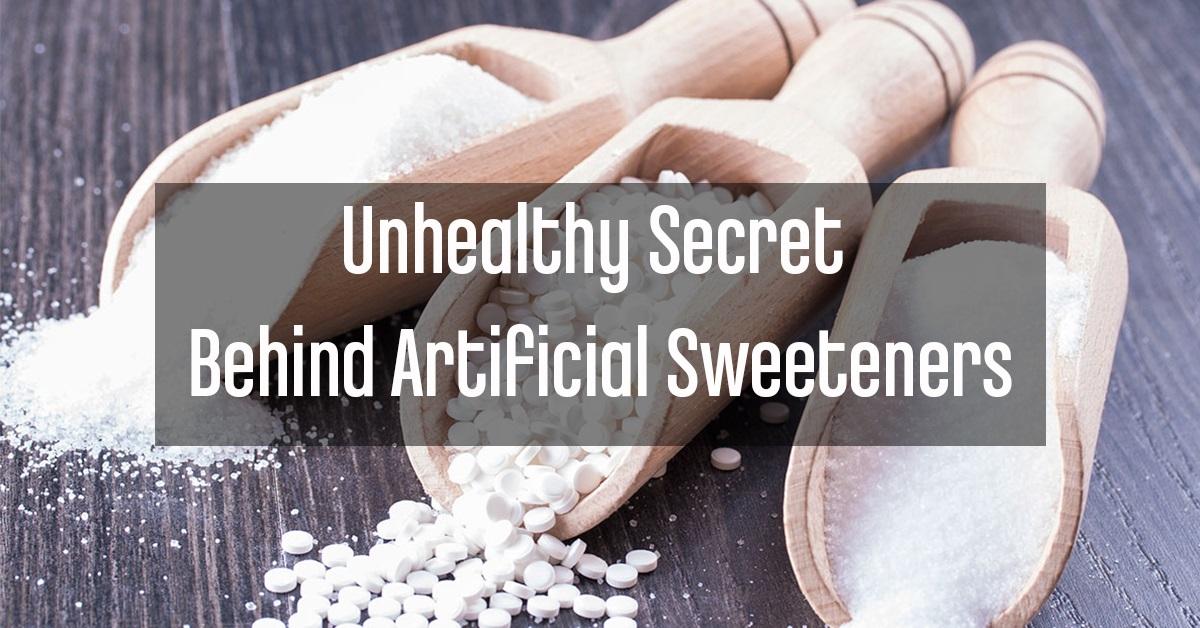 artificial sweeteners side effects