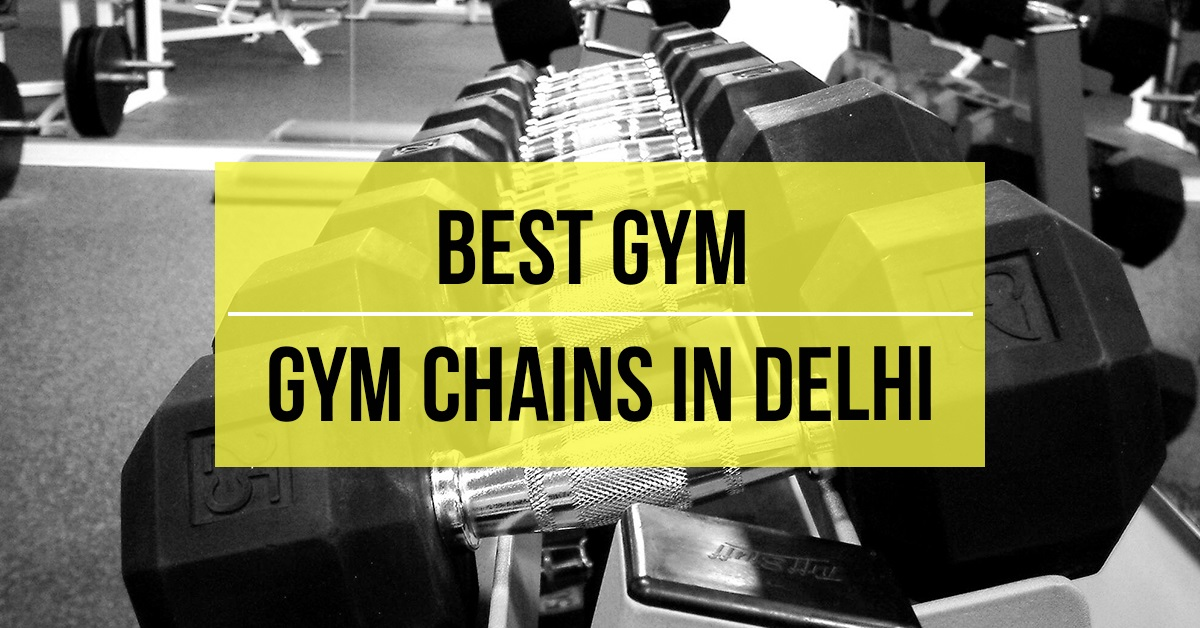 best gym in delhi