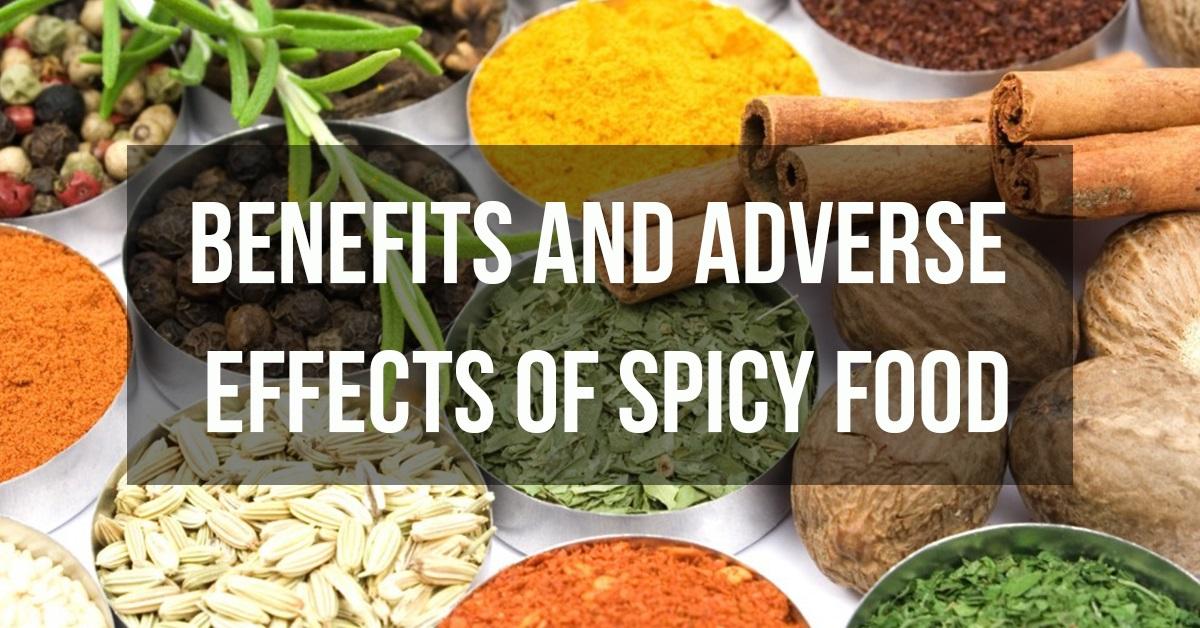 benefits of spicy foods