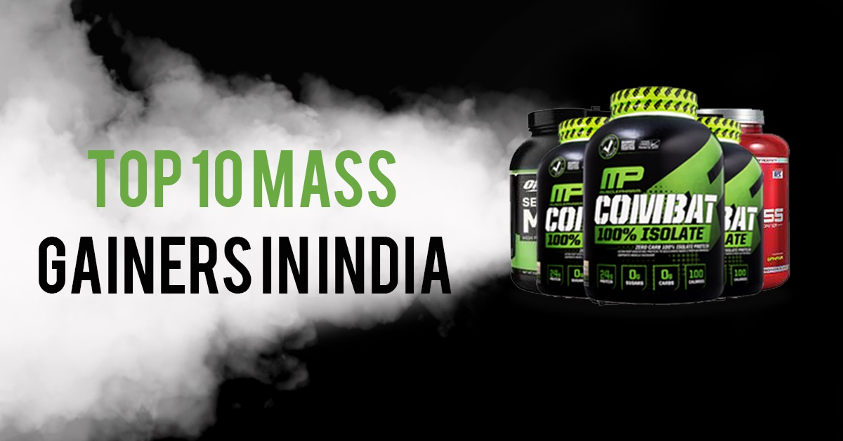 mass gainers in India