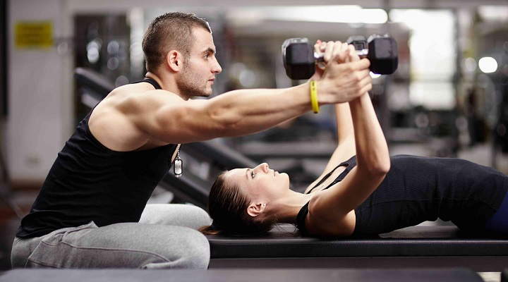 fitness trainers in India