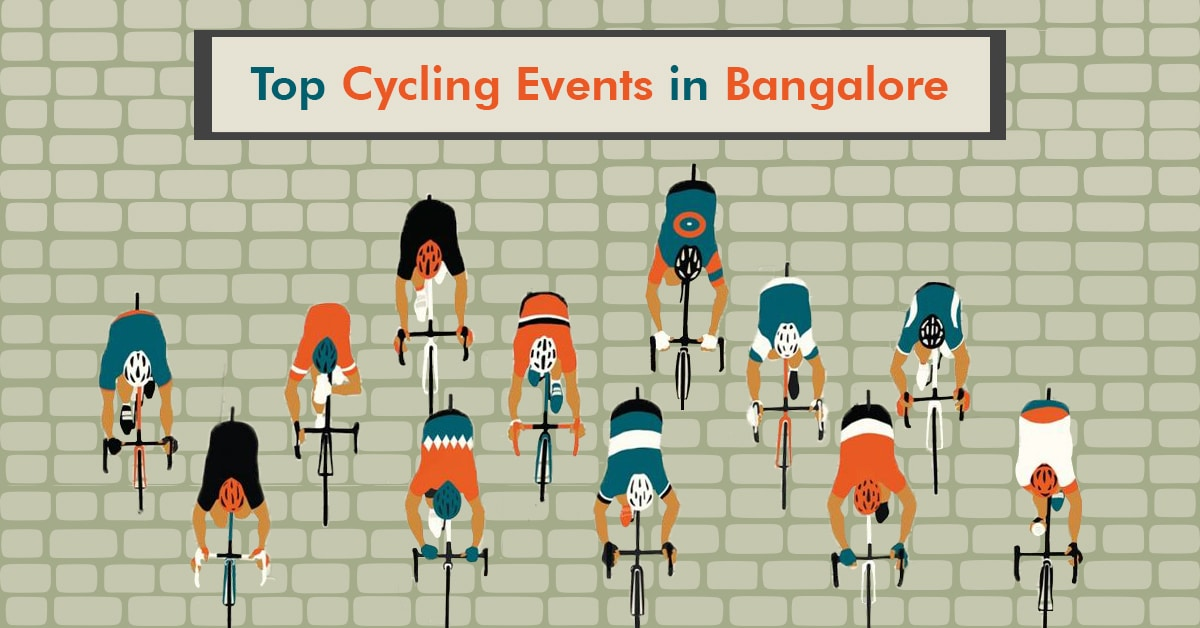 cycling in Bangalore