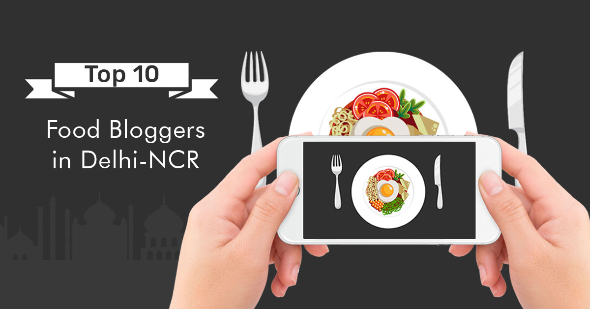 food blogs in Delhi
