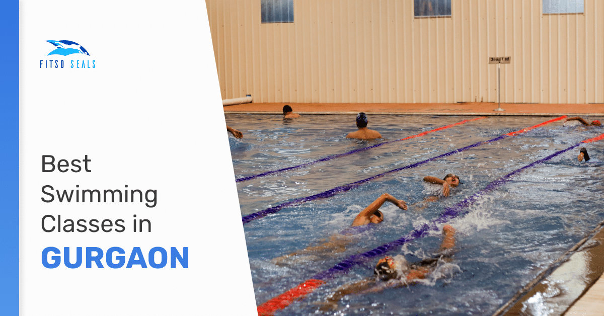 Swimming classes in Gurgaon