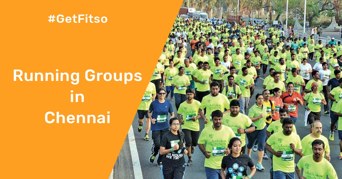 running group chennai