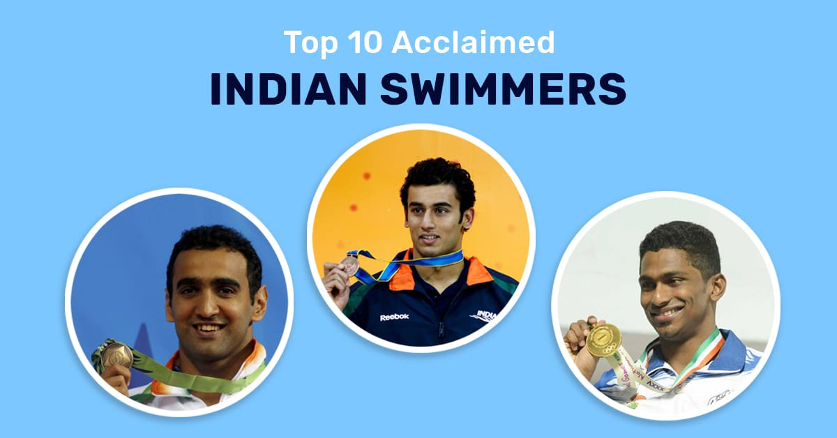 indian swimmers