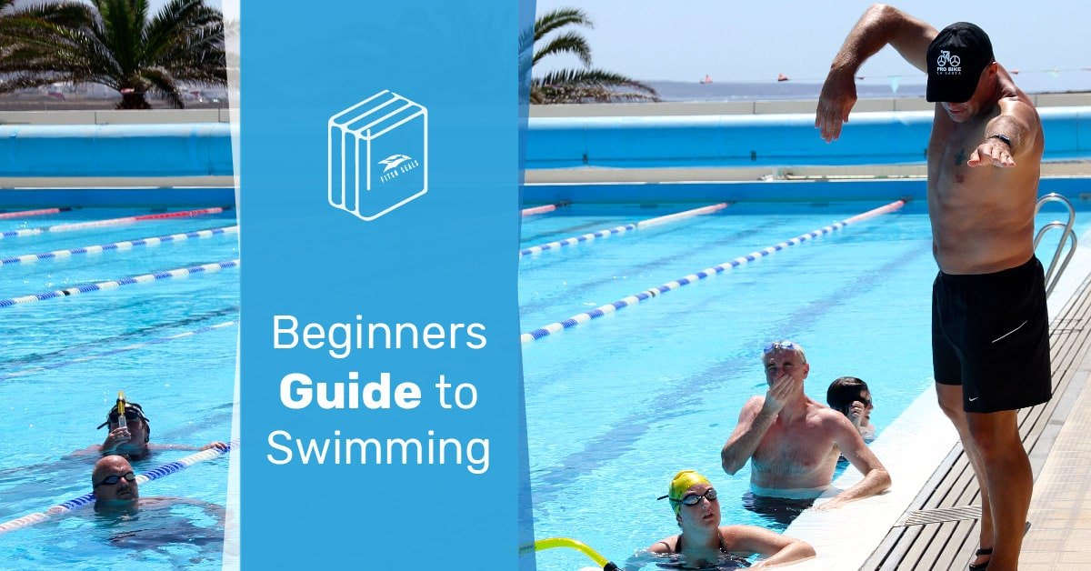beginners guide for swimming