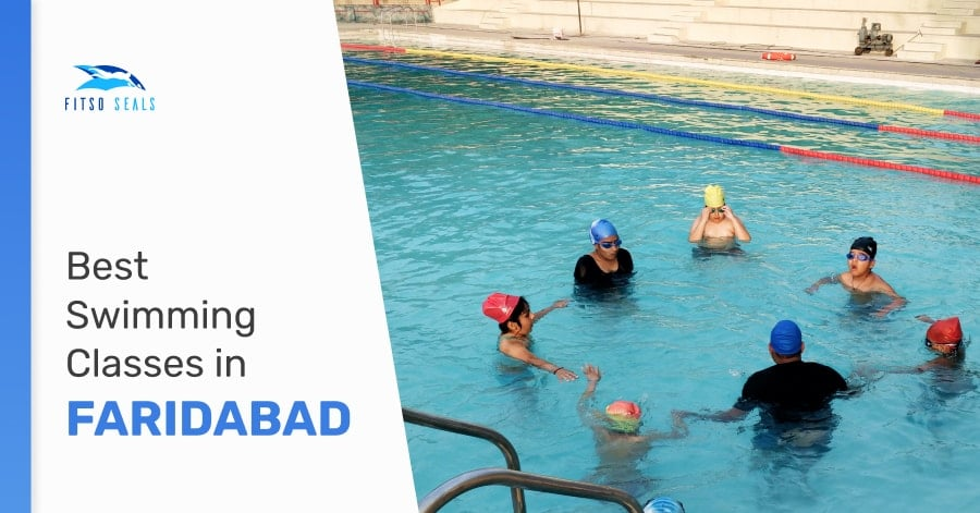 Best swimming classes in faridabad