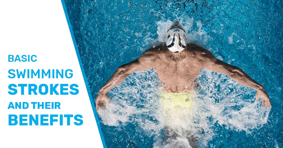 swimming strokes