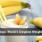 Lose 4 Kg in 4 Days: The Awesome Banana And Milk Diet