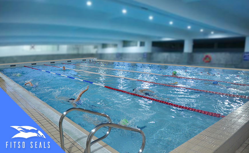 Swimming classes in Noida