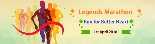 Legends Marathon Chennai 2018