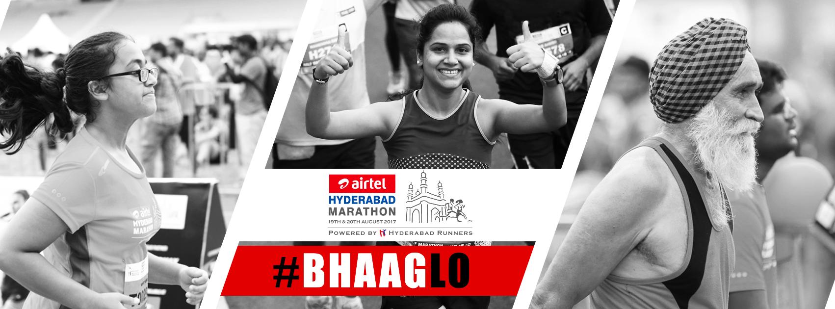 Airtel Hyderabad Marathon's 5K Fun Run