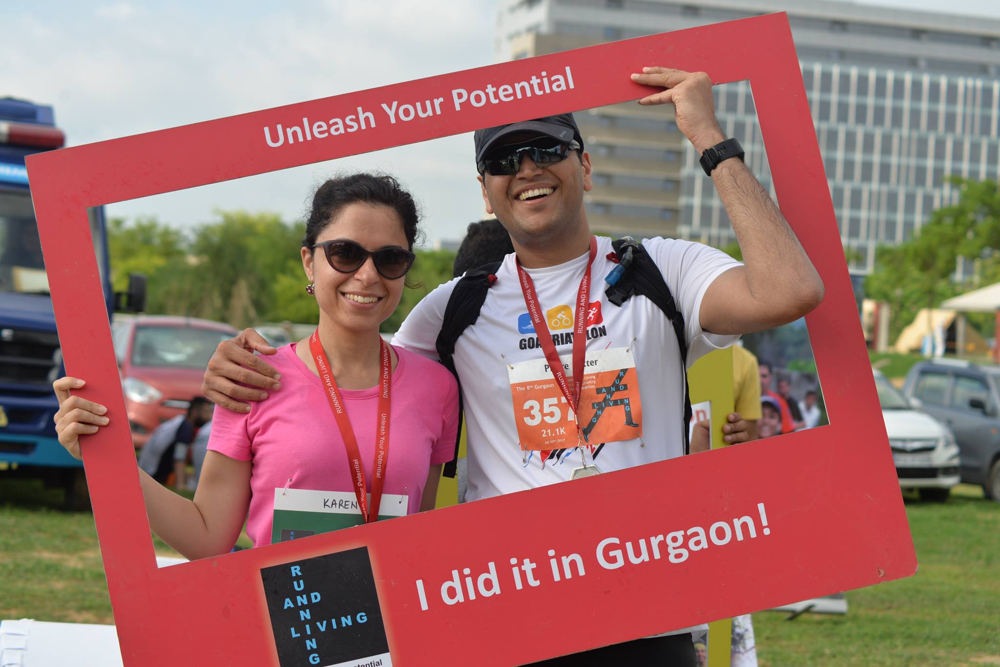 3rd Bangalore Running And Living 10K Treadmill Test