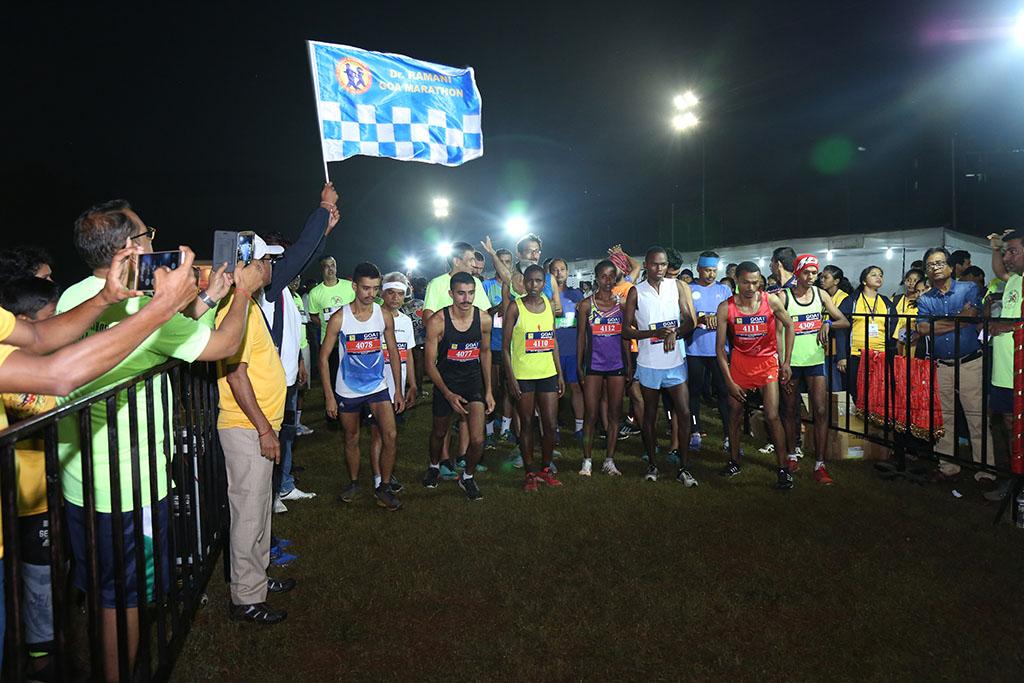 Dr Ramani Goa Marathon 2018 - 15th Edition