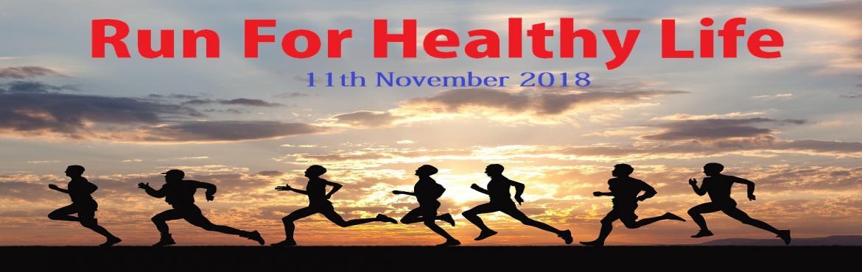 Run for Healthy Life Hyderabad