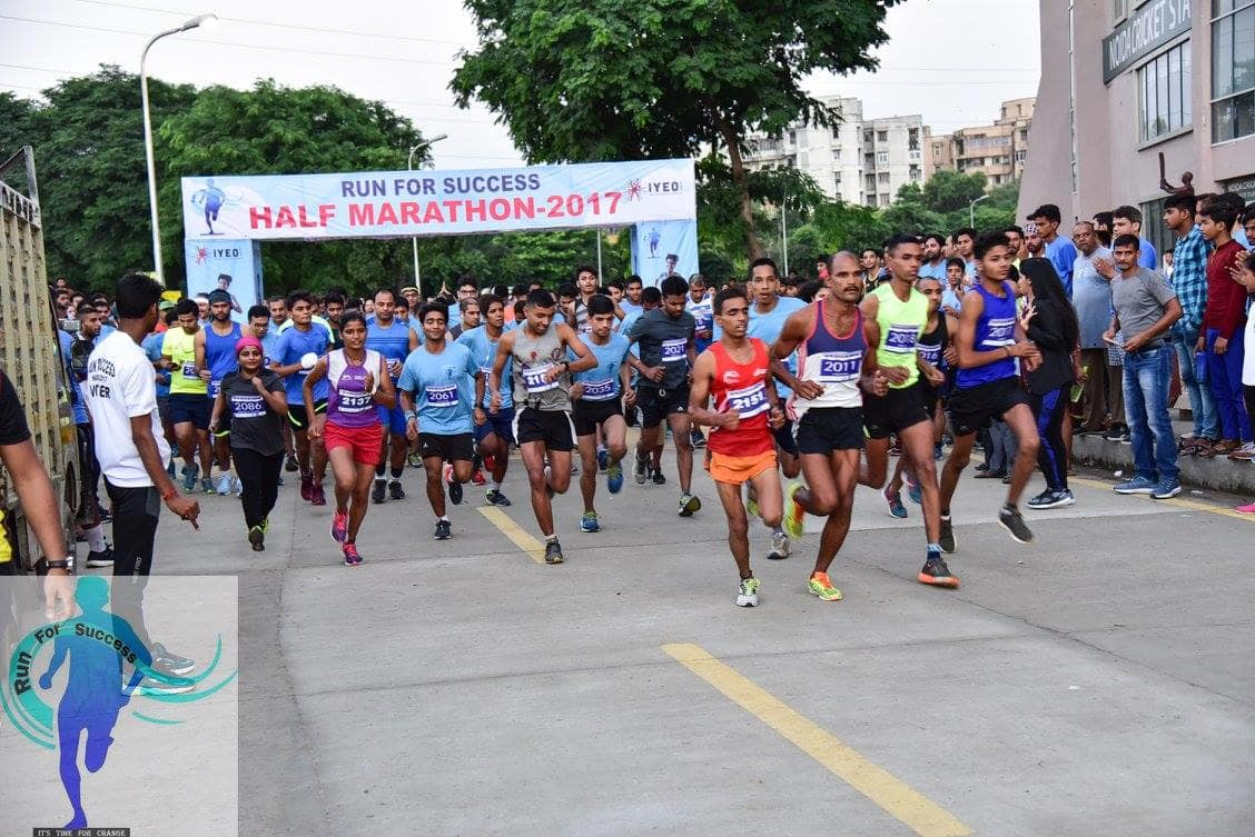 Run For Success Half Marathon 2nd Edition - 2018