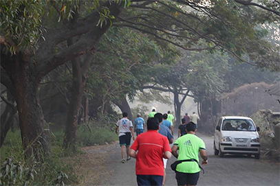 6th Mumbai Running And Living Xc Half Marathon
