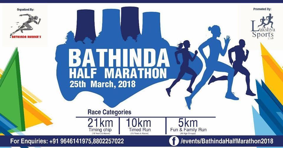 Bathinda Half Marathon