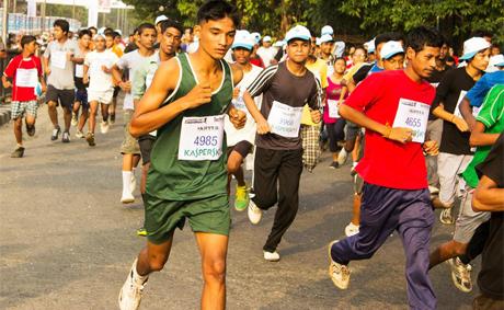 Guwahati Half Marathon