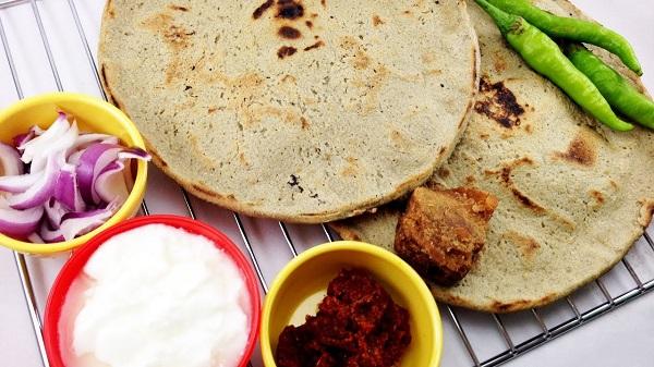 Calories In Bajra Rotla