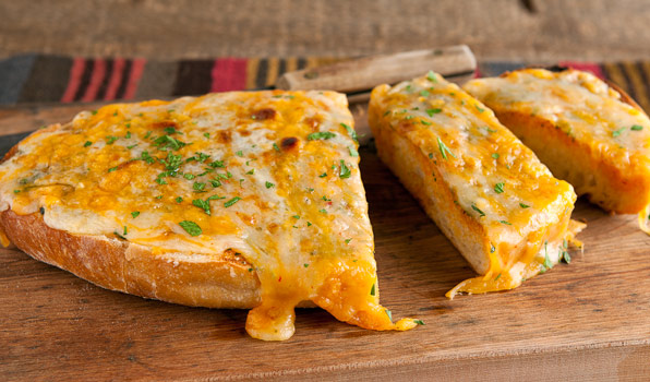 Calories In Cheese Garlic Bread Calories And Nutrition Fitso