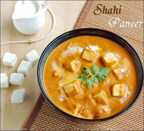 Calories In Shahi Paneer Calories And Nutrition Fitso