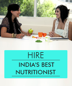 HIRE INDIA'S BEST NUTRITIONIST