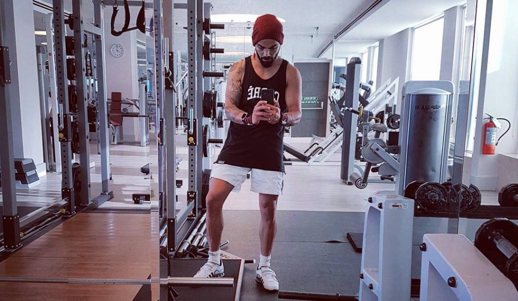 When it comes Virat Kohli workout routine, adopting as a lifestyle is first thing to note