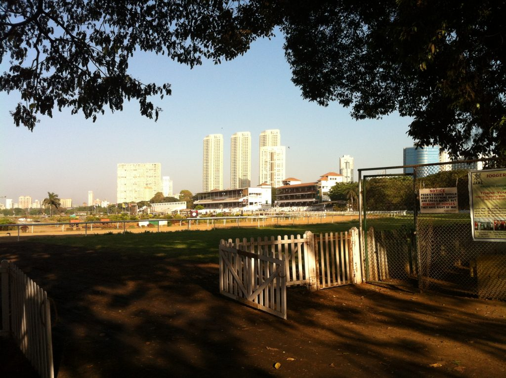 Running Tracks in Mumbai, Mahalaxmi Race Course