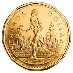 Terry Fox coins