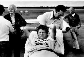 Terry Fox mishap