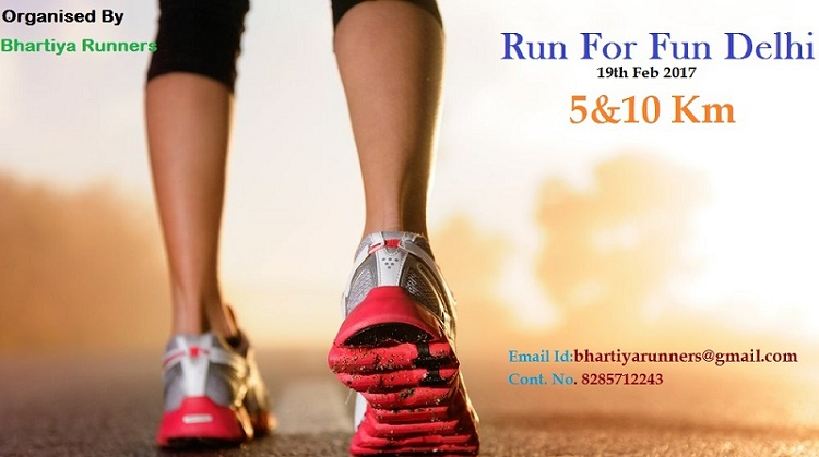 running events in delhi