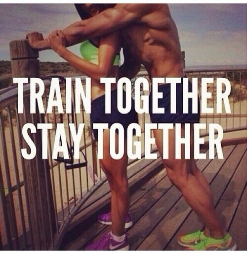 train together to stay together