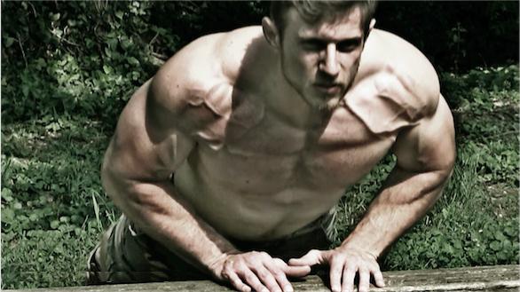 Bodyweight Training for upper body