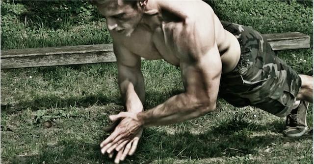 Extreme Bodyweight Training