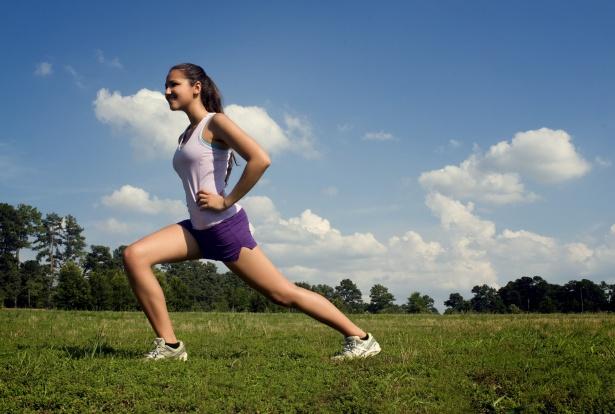 Bodyweight Training for legs