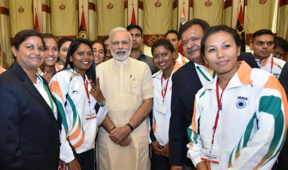 India at Rio2016
